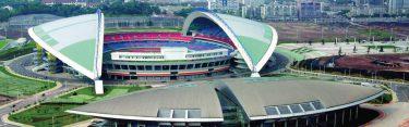 陸上競技アジアグランプリが開催されます。